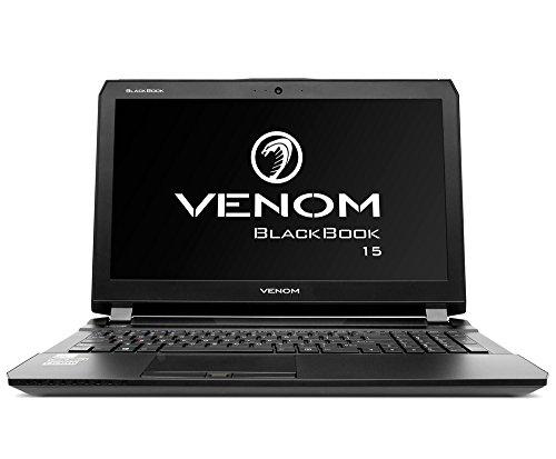 Venom BlackBook 15 High Performance Notebook – with 4K GTX 980M