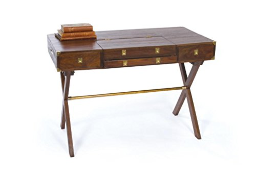 image country office french country country office work desk brown wood junky