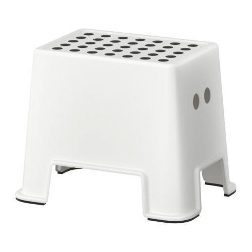 Stool Ikea: Ikea Bolmen 801.595.19 Slip Resistant Step Stool, Height