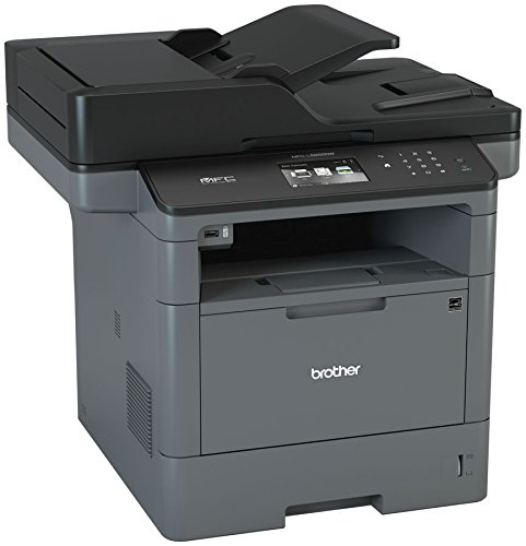 brother mfc l5850dw monochrome laser all in one printer copier